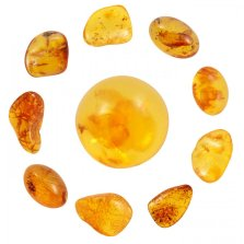 amber-in-different-shape-and-size